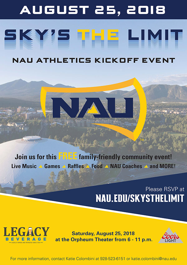 Athletics Kickoff Save the Date